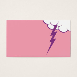 Cloud Bang | Raspbermelon Business Card