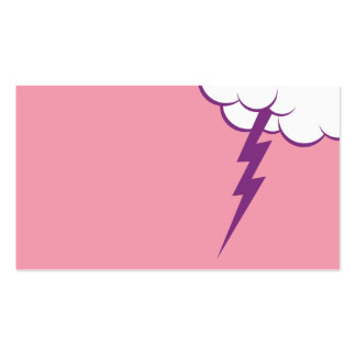 Cloud Bang | Raspbermelon Business Card Templates