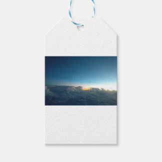 cloud birds gift tags