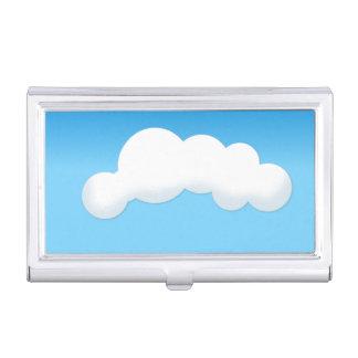 Cloud Business Card Holder