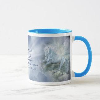 Cloud Dancer Mug