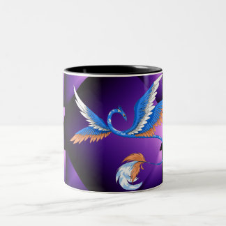 Cloud Dragon Mug