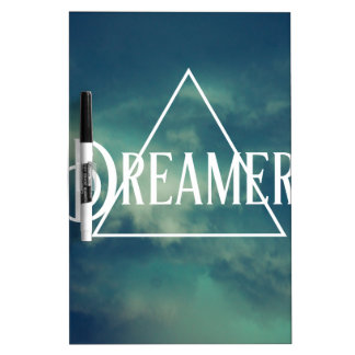 Cloud Dreamer Dry Erase Board