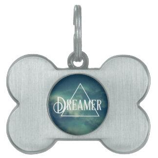 Cloud Dreamer Pet ID Tag