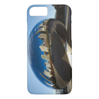 Cloud Gate a Symblol of Chicago iPhone 7 Case