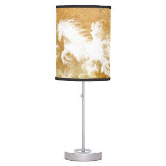 Cloud Horse Table Lamp