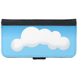Cloud iPhone 6 Wallet Case
