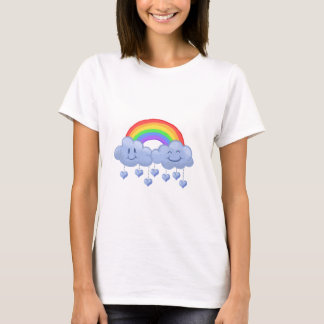 Cloud love Valentine's day T-Shirt