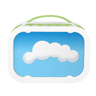 Cloud Lunch Box