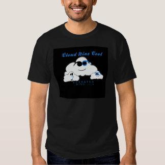 Cloud Nine Cool T-shirts