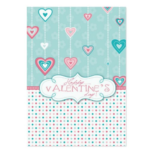 Cloud Nine Gift Tag Business Cards