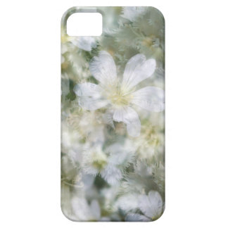 Cloud of White Flowers Case For The iPhone 5