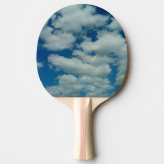 Cloud Ping Pong Paddle