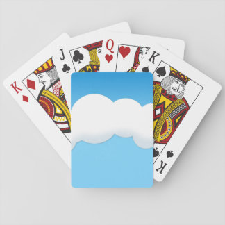 Cloud Playing Cards