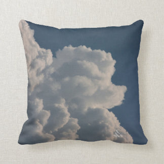 Cloud Poodle Decorative Pillow