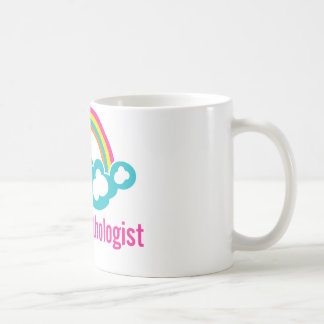 Cloud Rainbow Speech Pathologist Coffee Mug