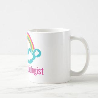 Cloud Rainbow Speech Pathologist Coffee Mug