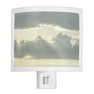 Cloud Rays Night Light