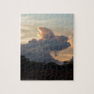 Cloud Shark Jigsaw Puzzle