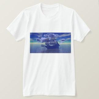 Cloud Ship T-Shirt