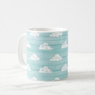 Cloud Sky blue Mug