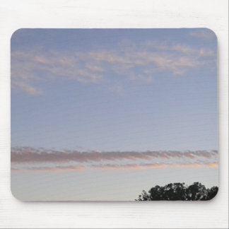 Cloud Streak Mouse Pad