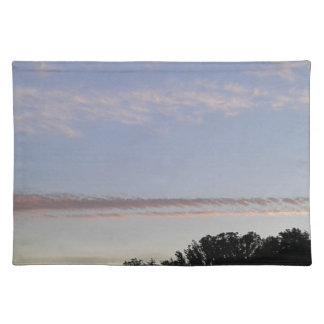 Cloud Streak Placemat