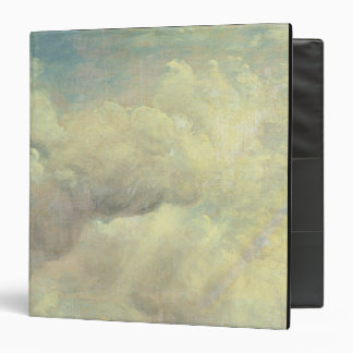 Cloud Study, c.1821 (oil on canvas) 3 Ring Binders