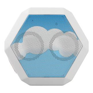 Cloud White Bluetooth Speaker