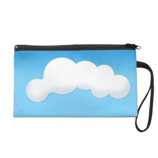 Cloud Wristlet