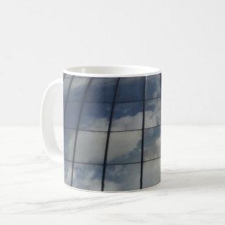Clouda & Structure White Coffee Mug