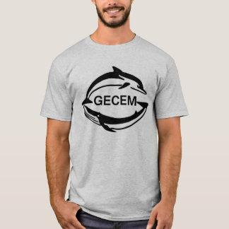 Clouded gray tee-shirt T-Shirt