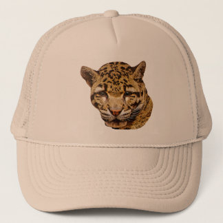 Clouded Leopard Trucker Hat