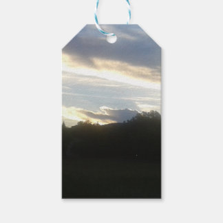 Clouds 1 gift tags