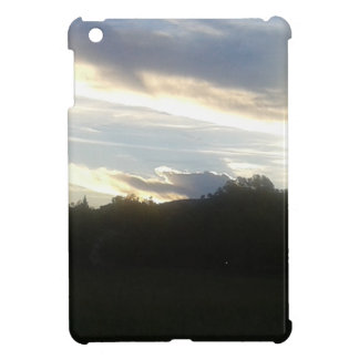Clouds 1 iPad mini cover