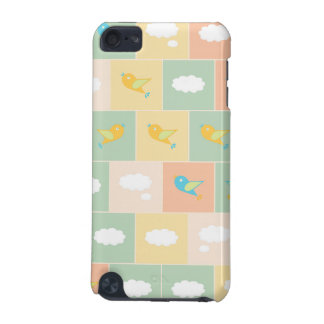 Clouds and birds iPod touch (5th generation) cases