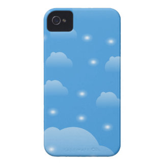 Clouds and Bubbles Case-Mate iPhone 4 Case