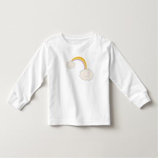 Clouds and Rainbow Tshirts