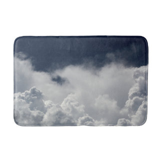 Clouds and Sky Bath Mat