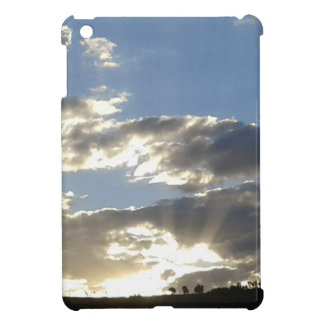Clouds And Sun Cover For The iPad Mini
