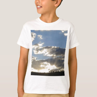 Clouds And Sun T-Shirt