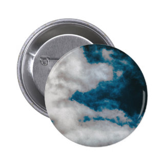 Clouds changing 2 inch round button