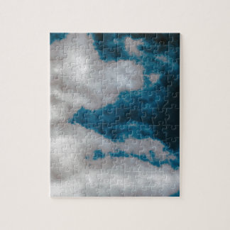 Clouds changing jigsaw puzzle