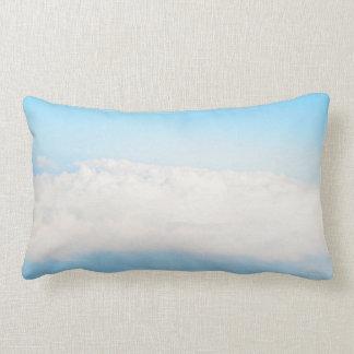 clouds dreams lumbar pillow