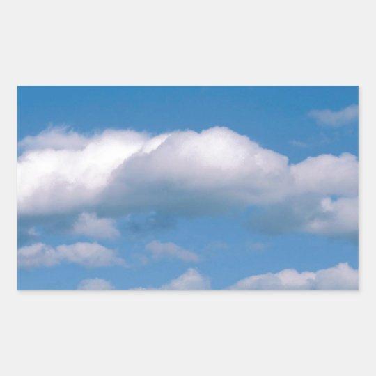 Clouds Drifters Sticker