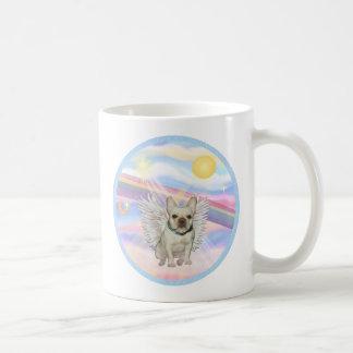 Clouds - French Bulldog Angel Coffee Mug