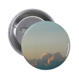 clouds in romania 2 inch round button