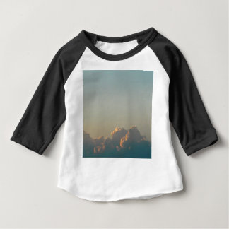 clouds in romania baby T-Shirt