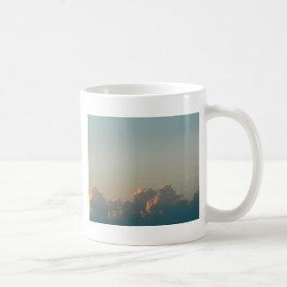 clouds in romania coffee mug