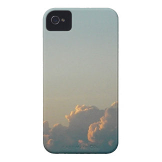 clouds in romania iPhone 4 cases